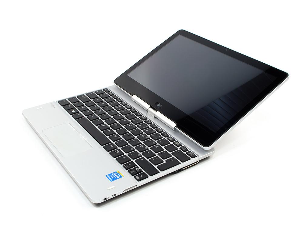 "HP EliteBook Revolve 810 G1 - i5-3437U | 8GB DDR3 | 128GB SSD | NO ODD | 11,6"" | 1366 x 768 | Webcam | HD 4000 | Win 10 Pro | Silver | Touchscreen"