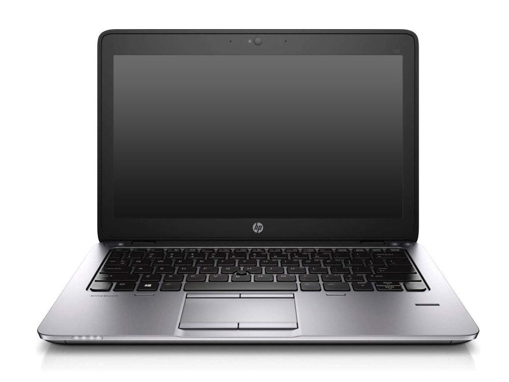 "HP EliteBook 725 G2 - A8-7150B | 4GB DDR3 | 128GB SSD | NO ODD | 12,5"" | 1366 x 768 | Webcam | Radeon R6 | Win 10 Pro | Silver"