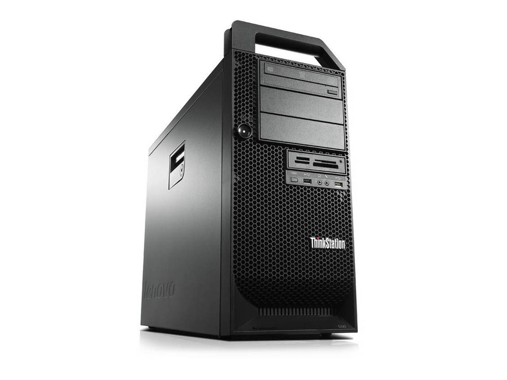 "Lenovo ThinkStation S30 - TOWER | Xeon E5-1620 | 8GB DDR3 | 500GB HDD 3,5"" | DVD-RW | Quadro 2000 1GB | Win 7 Pro COA | Gold"