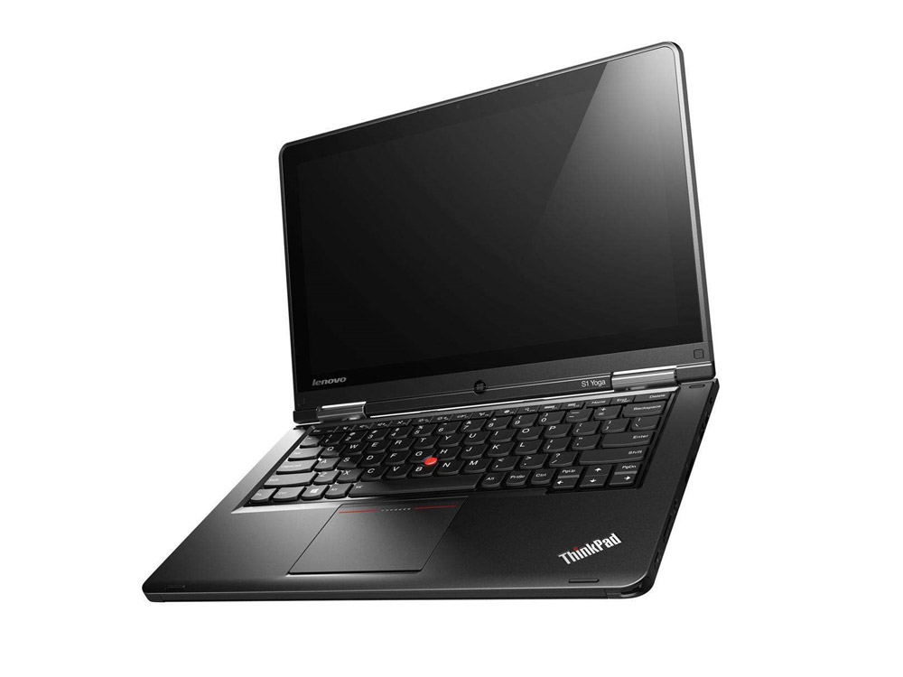 "LENOVO ThinkPad S1 Yoga 12 - i7-4500U | 8GB DDR3 | 160GB SSD | NO ODD | 12,5"" | 1920 x 1080 (Full HD) | Webcam | HD 4400 | Win 10 Pro | Silver | Touchscreen"