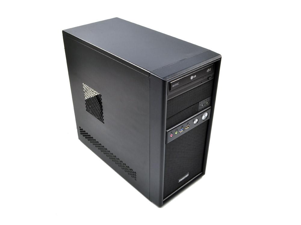 "Furbify PC MT ""Base"" - ASUS H87M-PLUS - MT | i5-4570 | 8GB DDR3 | 320GB HDD 3,5"" | DVD-RW | HD 4600 | Win 7 Pro COA | HDMI | Silver"