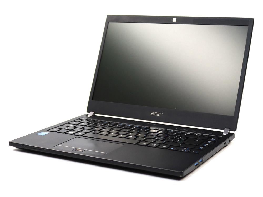 """ACER Travelmate P645-S - i3-5005U   8GB DDR3   256GB SSD   NO ODD   14""""   1366 x 768   Webcam   HD 5500   Win 10 Pro   HDMI   Bronze"""