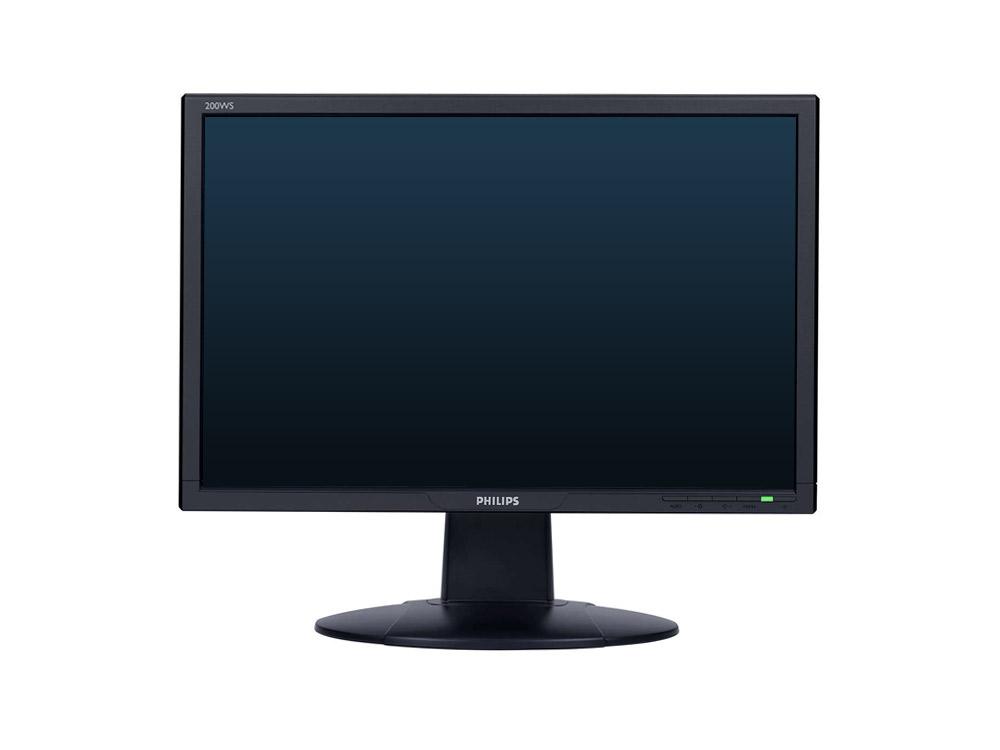 "PHILIPS 200ws - 20"" | 1680 x 1050 | DVI | VGA (d-sub) | Silver"