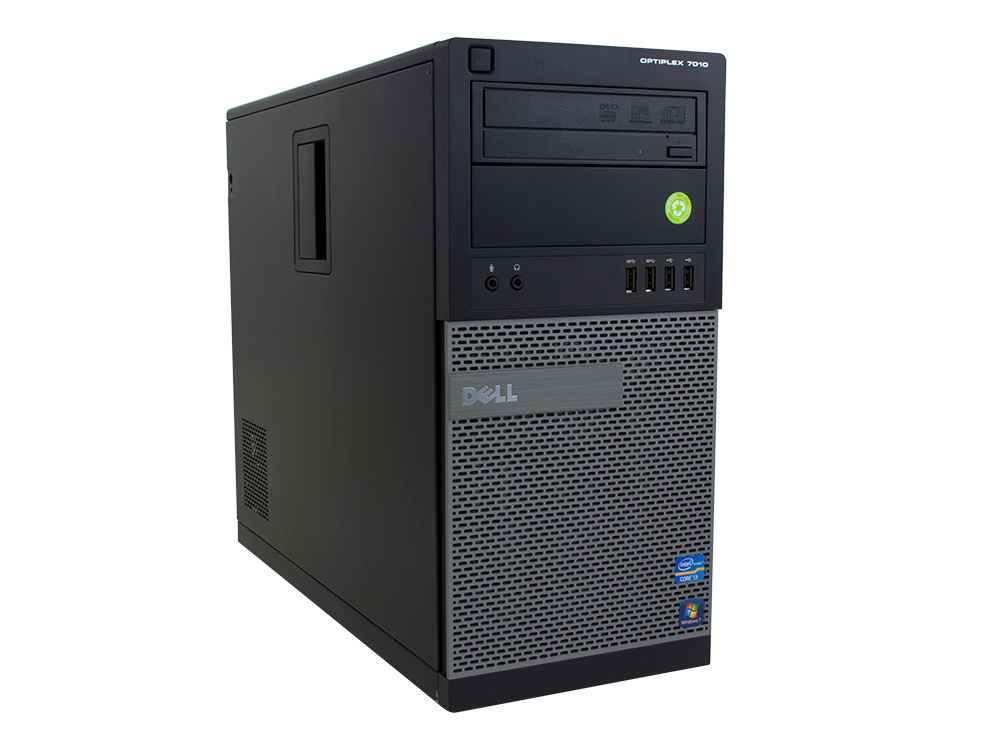 Dell OptiPlex 7010 MT - MT | i5-3570 | 4GB DDR3 | 250GB HDD 3,5"