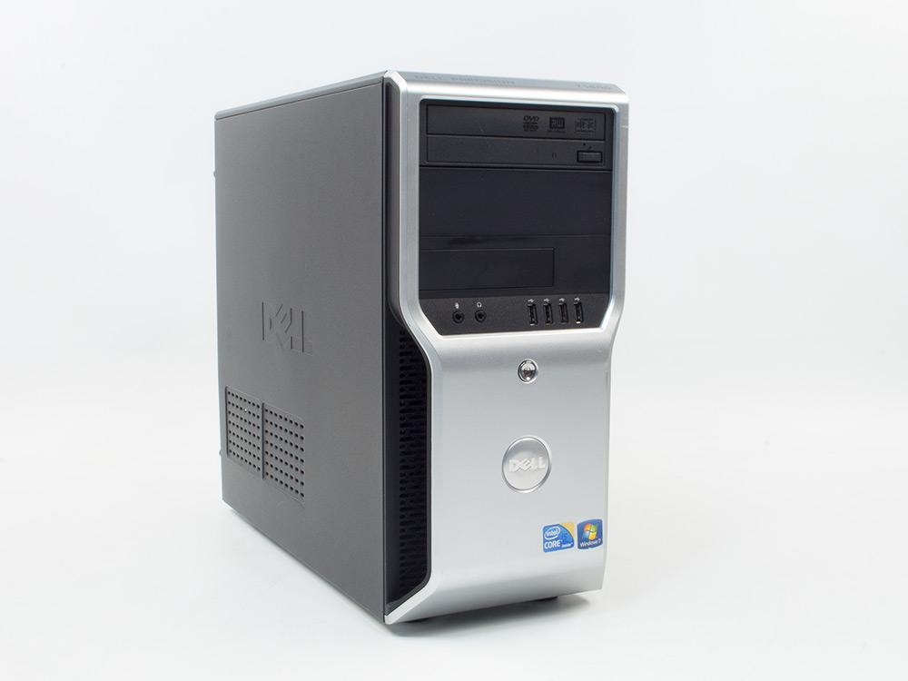 """Dell Precision Precision T1500 Workstation - TOWER   i7-860   8GB DDR3   500GB HDD 3,5""""   DVD-RW   NVS 450   Win 7 Pro COA   Silver"""
