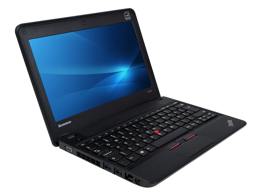 """LENOVO ThinkPad X131E - i3-3227U   4GB DDR3   320GB HDD 2,5""""   NO ODD   11,6""""   1366 x 768   Webcam   HD 4000   Win 7 Pro COA   HDMI   Silver"""