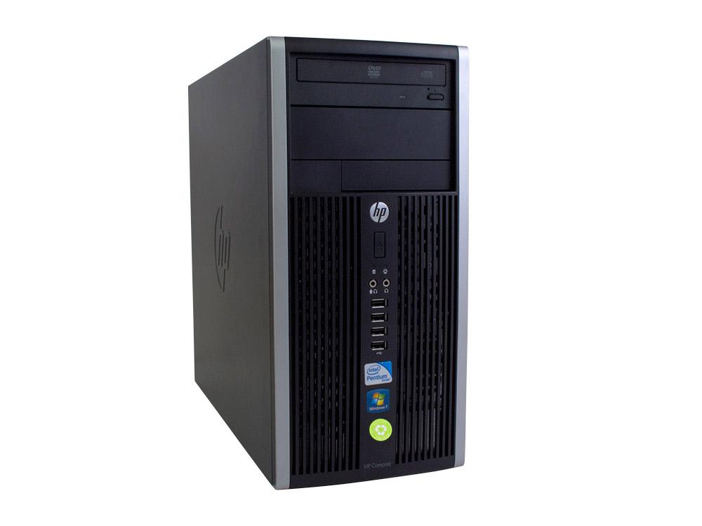 "HP Compaq 6200 Pro MT - MT | i5-2400 | 4GB DDR3 | 500GB HDD 3,5"" | DVD-RW | HD 2000 | Win 7 Pro COA | Gold"