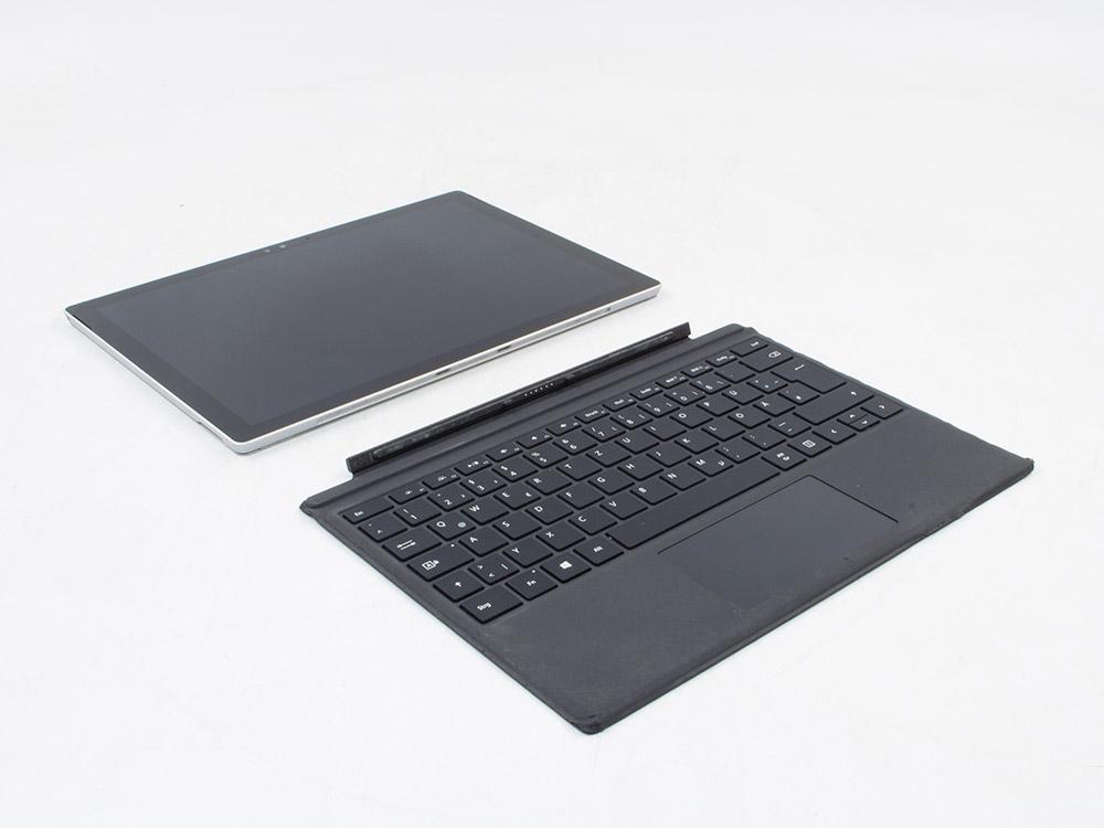 "Microsoft Surface Pro 4 - i5-6300U | 8GB DDR4 | 256GB (M.2) SSD | NO ODD | 12,5"" | 2736 × 1824 | Webcam | Win 10 Pro | Bronze | IPS | Touchscreen"