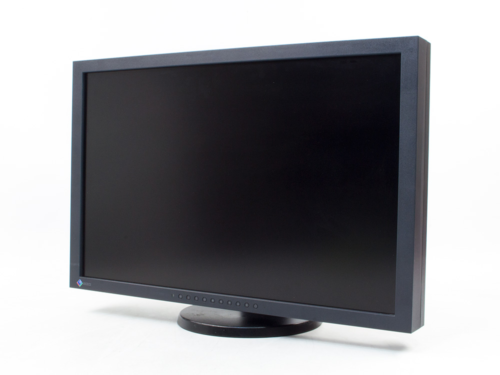 "EIZO FlexScan S2433W - 24"" | 1920 x 1200 | DVI | VGA (d-sub) | Speakers | Bronze"