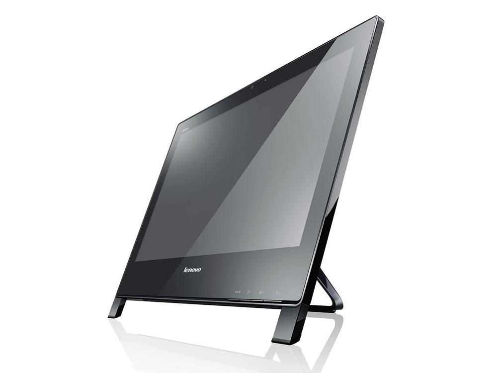 """All In One Lenovo ThinkCentre Edge 92z AIO - i3-3220   4GB DDR3   500GB HDD 3,5""""   DVD-RW   21,5""""   1920 x 1080 (Full HD)   Webcam, HD   HD 2500   Win 10 Pro   HDMI   HDMI   Silver"""
