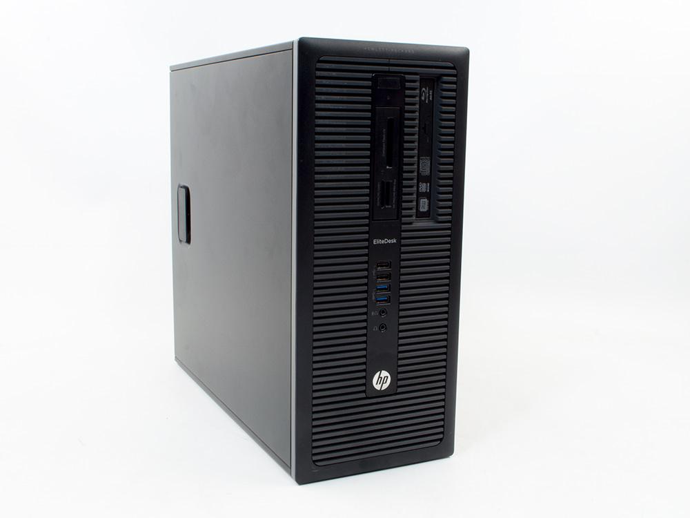 "HP EliteDesk 800 G1 Tower - TOWER | i5-4570 | 8GB DDR3 | 500GB HDD 3,5"" | DVD-RW | FIREPRO V5900 | Win 10 Pro | Silver"