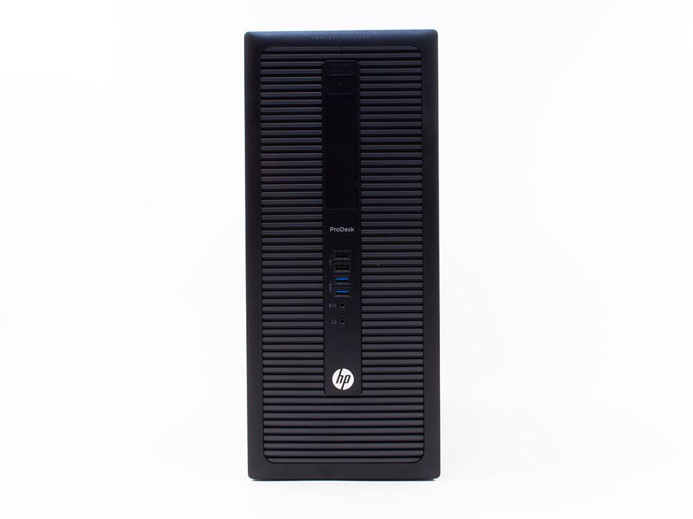 "HP ProDesk 600 G1 TOWER - TOWER | i3-4330 | 8GB DDR3 | 500GB HDD 3,5"" | NO ODD | HD 4600 | Win 7 Pro COA | Silver"