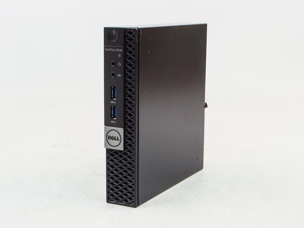Dell OptiPlex 3040 Micro - Tiny | i5-6500T | 8GB DDR3 | 120GB SSD | NO ODD | HD 530 | Win 10 Pro | HDMI | Silver