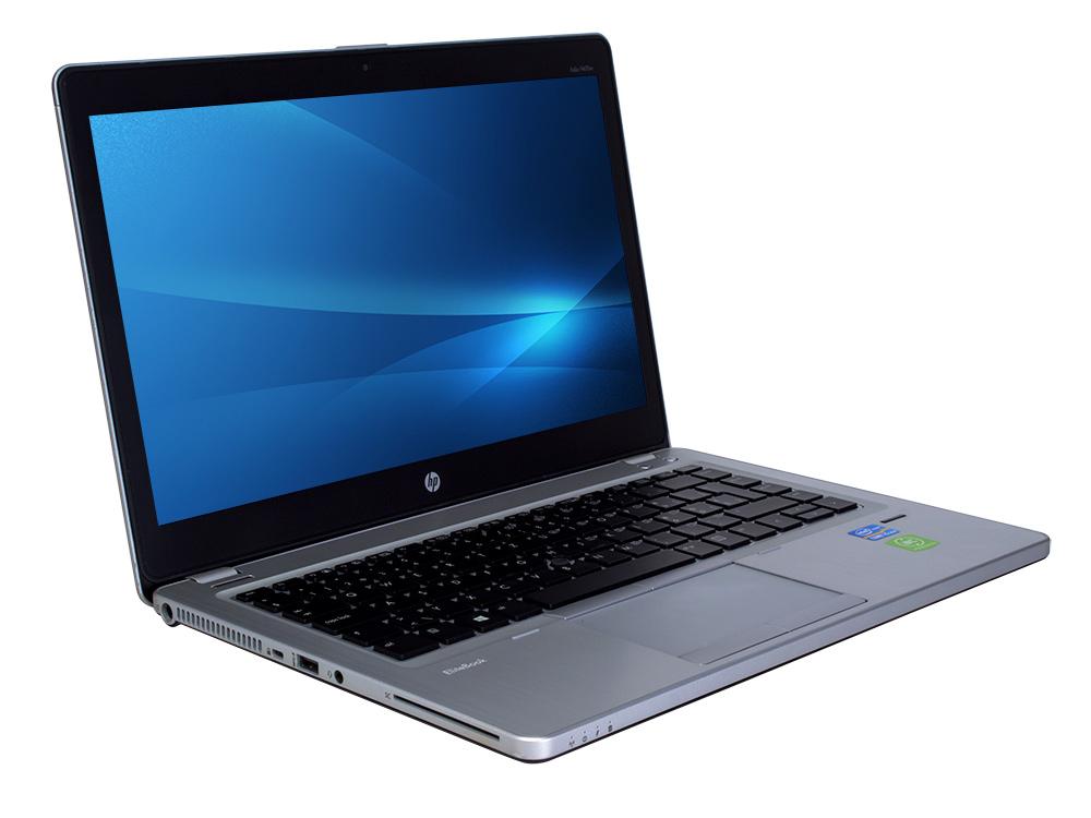 "HP EliteBook Folio 9470m - i7-3667U | 8GB DDR3 | 180GB SSD | NO ODD | 14"" | 1600 x 900 | HD 4000 | Win 10 Pro | Silver"