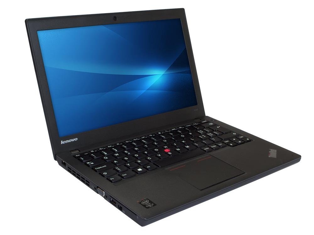"Lenovo ThinkPad X240 - i3-4010U | 4GB DDR3 | 500GB HDD 2,5"" | NO ODD | 12,5"" | 1366 x 768 | Webcam | HD 4400 | Win 7 Pro COA | Bronze"