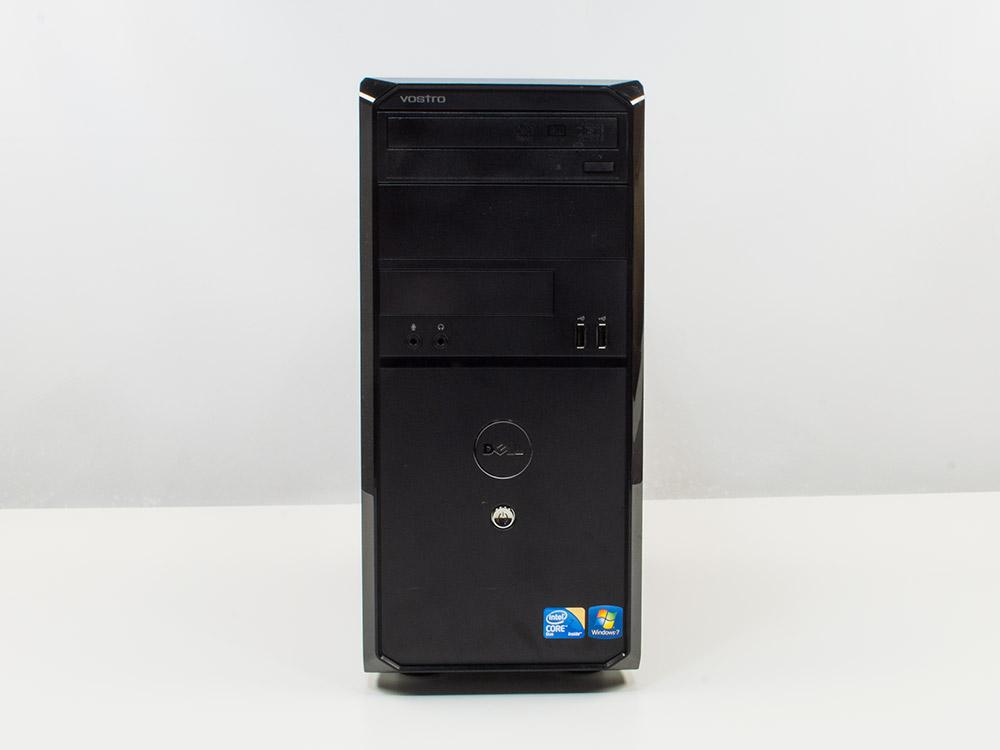 "Dell Vostro 230 MT - MT   C2D E7500   4GB DDR3   250GB HDD 3,5""   DVD-RW   GMA X4500   Bronze"