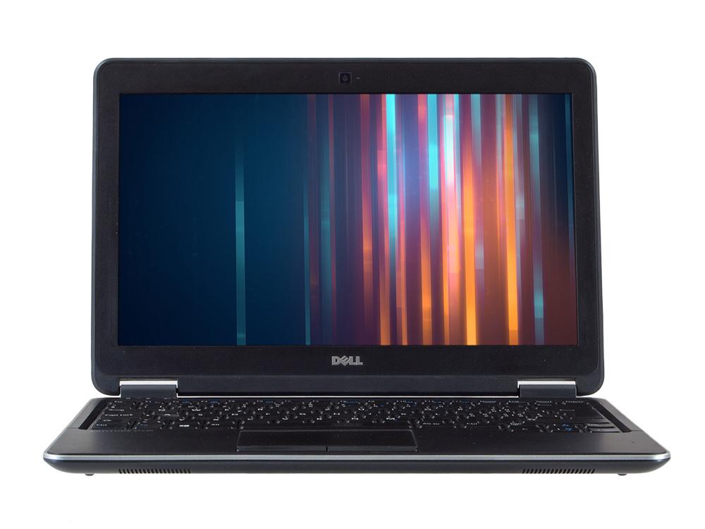 """Dell Latitude E7240 + Docking Station Dell PR02X USB 3.0 + Headset - i7-4600U   8GB DDR3   128GB SSD   12,5""""   1366 x 768   Webcam   HD 4400   Win 10 Pro   HDMI   Silver"""