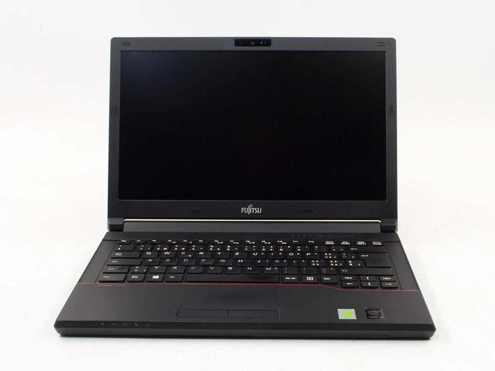 "Fujitsu LifeBook E544 - i3-4000M | 8GB DDR3 | 120GB SSD | DVD-RW | 14"" | 1366 x 768 | HD 4600 | Win 10 Pro | Silver"