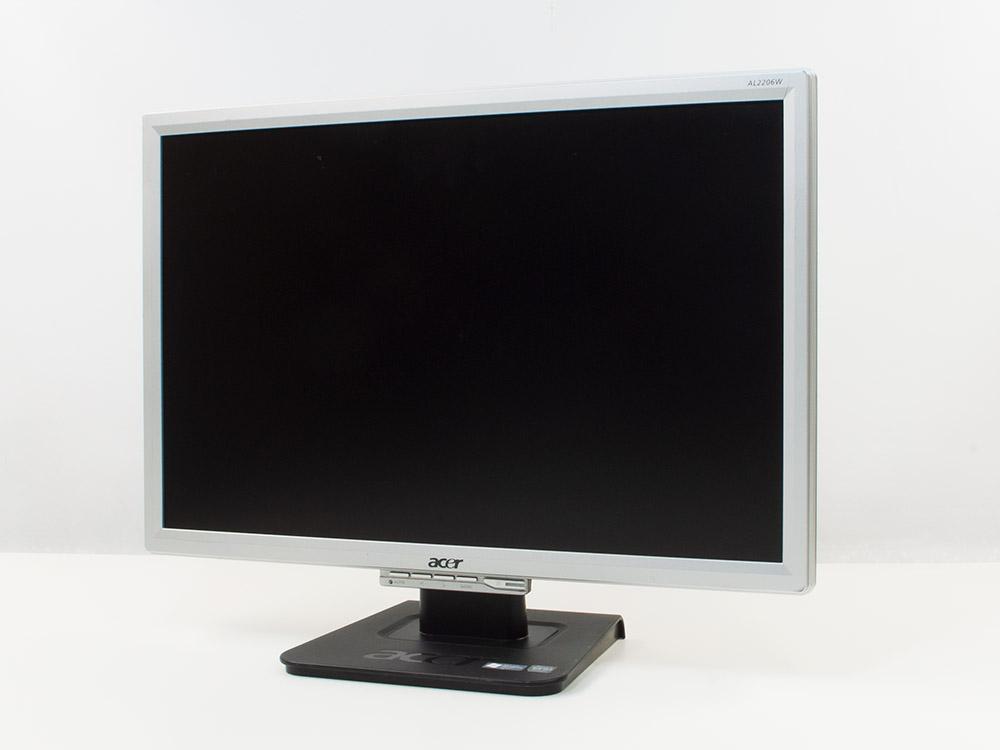 "Acer AL2206w - 22"" | 1680 x 1050 | VGA (d-sub) | Speakers | Bronze"