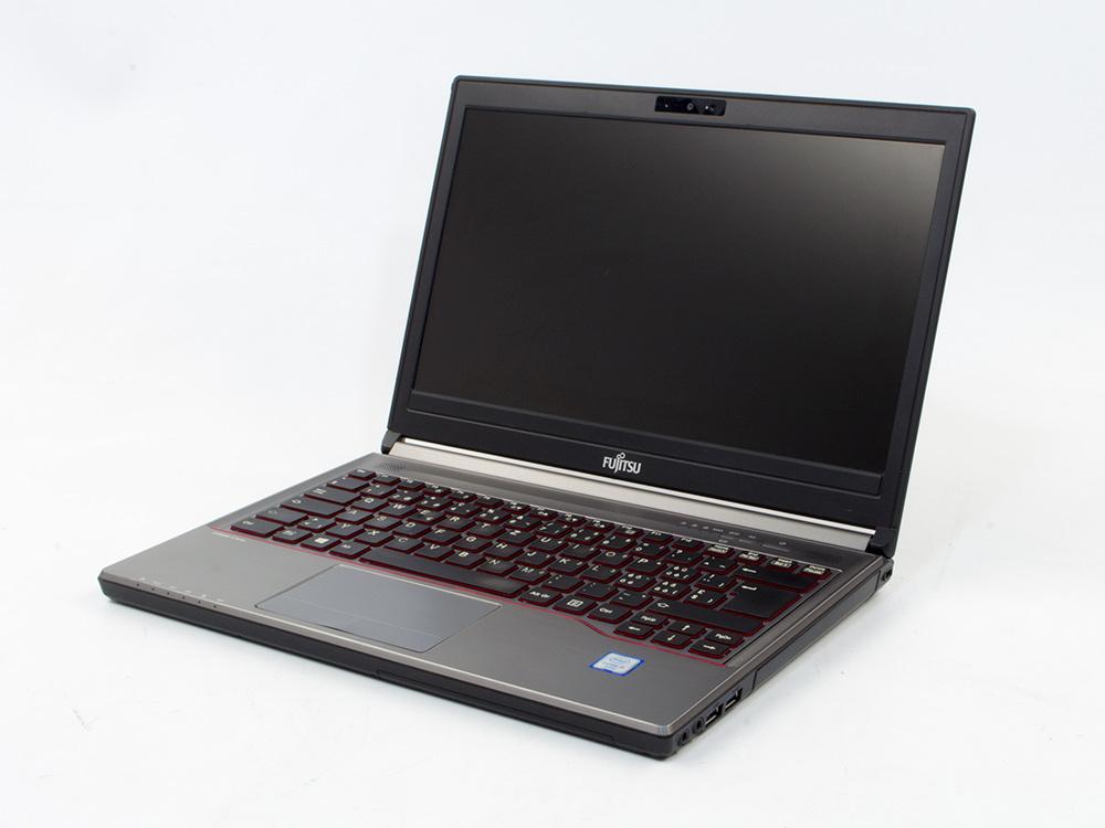 "Fujitsu LifeBook E736 - i5-6300U | 4GB DDR4 | 120GB SSD | DVD-RW | 13,3"" | 1366 x 768 | HD 520 | Win 10 Pro | Bronze"
