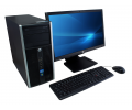 PC zostava HP Compaq 8200 Elite MT + HP Compaq LA2306x
