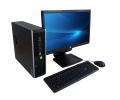 PC zostava HP Compaq 8200 Elite SFF + HP Compaq LA2306x