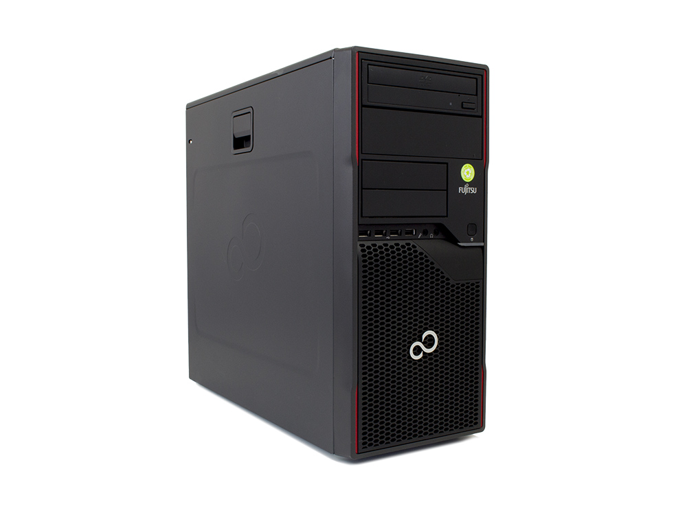 FUJITSU Esprimo P700 T - TOWER | i3-2120 | 4GB DDR3 | 320GB HDD 3,5"