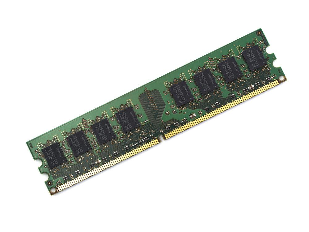 Pamäť RAM 1GB DDR2 400MHz - A