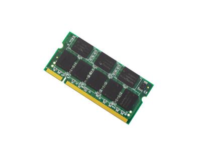 Memória 1GB DDR2 SO-DIMM 800MHz
