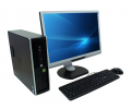 PC zostava HP Compaq 6200 Pro SFF + Philips 220 P2