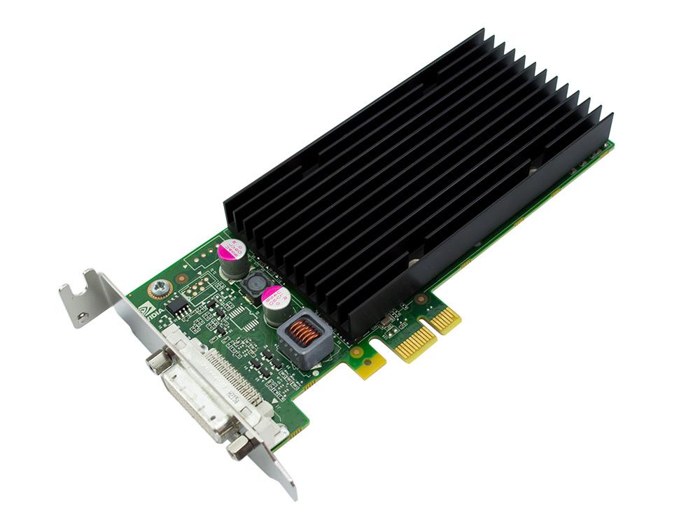 Grafická karta NVIDIA Quadro NVS 300 - DMS | 512 MB | GDDR3 | PCI Express x1 | 64-bit | A | Low profile