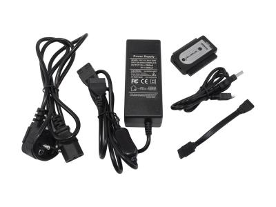 PC accessory AXAGO USB2.0 - SATA/IDE adapter