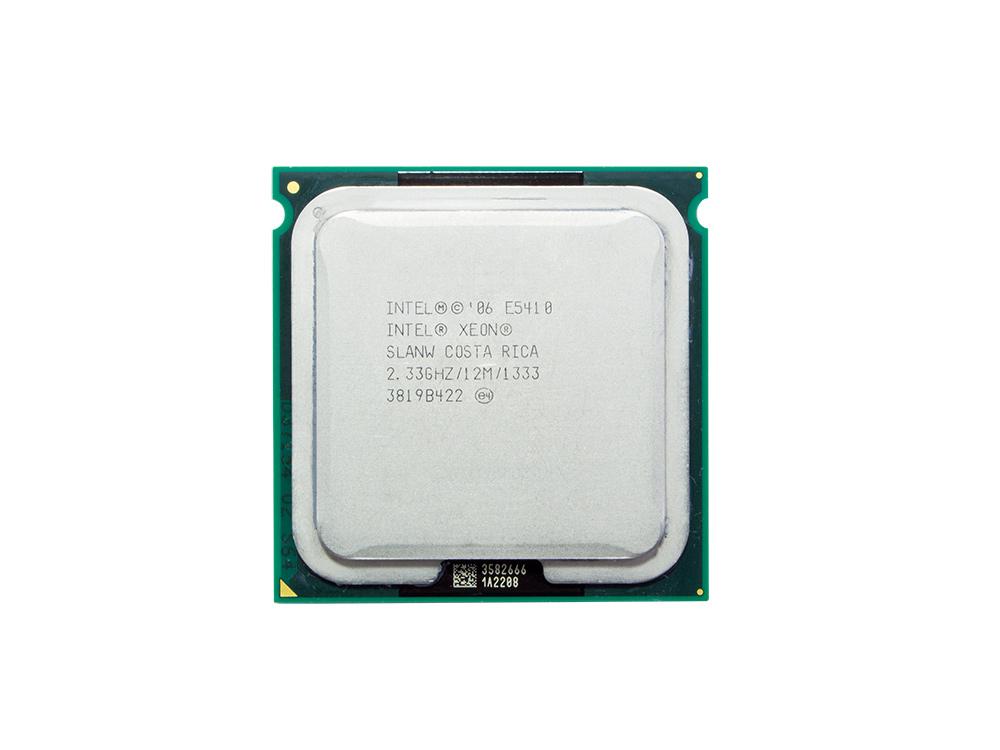 Procesor Intel Xeon E5410 - Gold | Server | 2,33 GHz | 80W | LGA771
