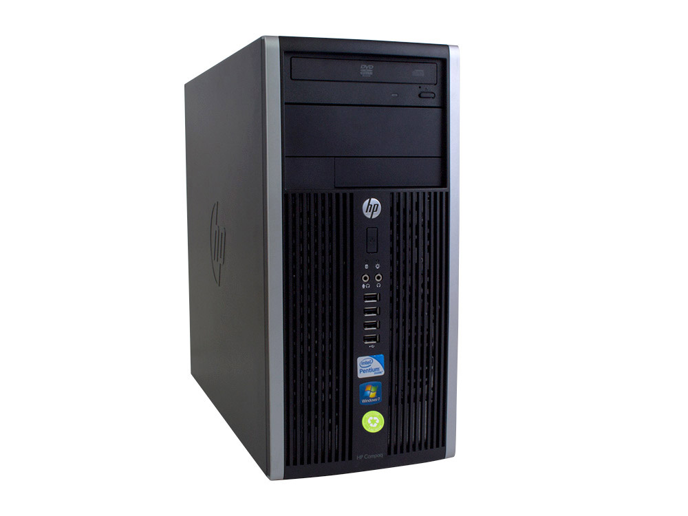 HP Compaq 6200 Pro MT - MT | i3-2120 | 4GB DDR3 | 500GB HDD 3,5"