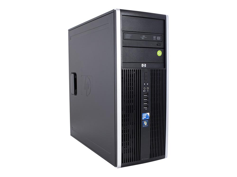 "HP Compaq 8000 Elite CMT - CMT | C2D E8400 | 4GB DDR3 | 250GB HDD 3,5"" | DVD-RW | GMA 4500 | Win 7 Pro COA | B"