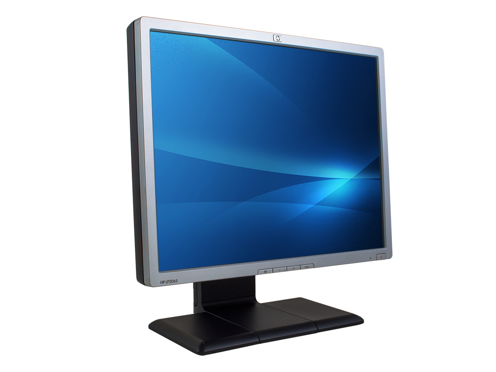 "HP LP2065 - 20,1"" | 1600 x 1200 | DVI | USB 2.0 | A-"