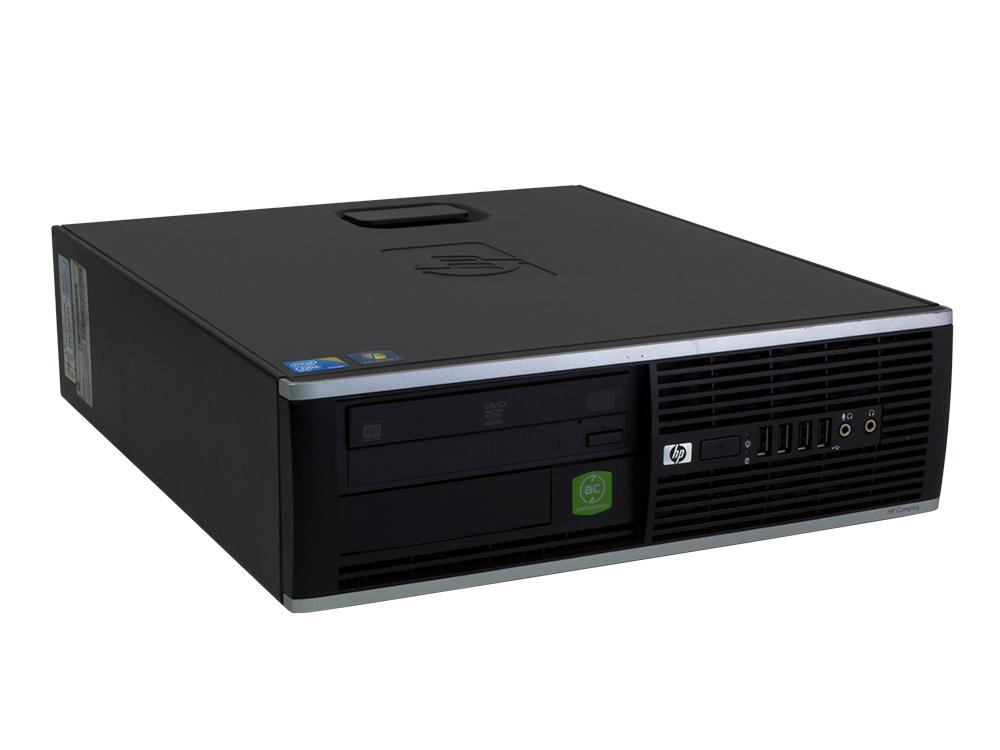 "HP Compaq 8100 Elite SFF - SFF | i3-540 | 4GB DDR3 | 250GB HDD 3,5"" | DVD-ROM | Intel HD | Win 7 Pro COA | Silver"